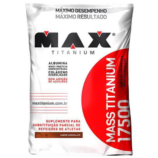 Mass Titanium 17500 Refil (1,4kg) - Max Titanium
