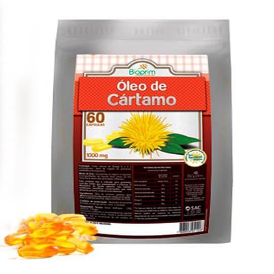 Óleo de Cártamo 1000mg (60caps) - Bioprim