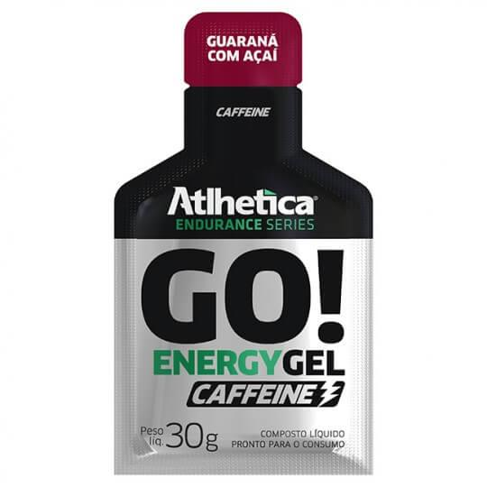 Go Energy Gel Caffeine (30g) - Atlhetica Nutrition