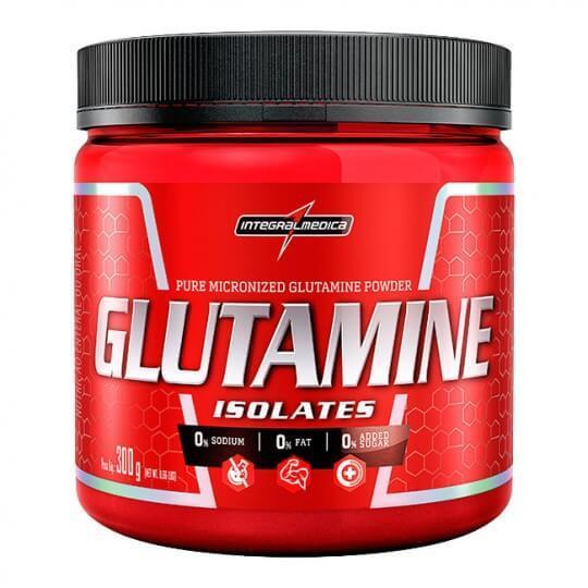 L-Glutamine Body Size (300g) - Integralmédica
