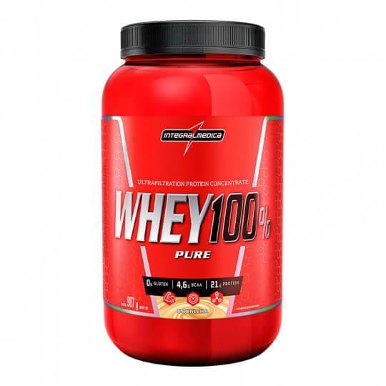 Super Whey 100% Pure (907g) - Integralmédica