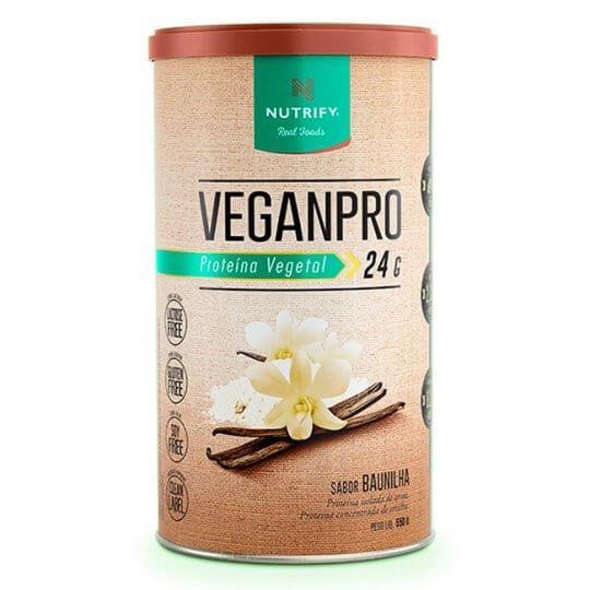 Vegan Pro (550g) - Nutrify Real Foods