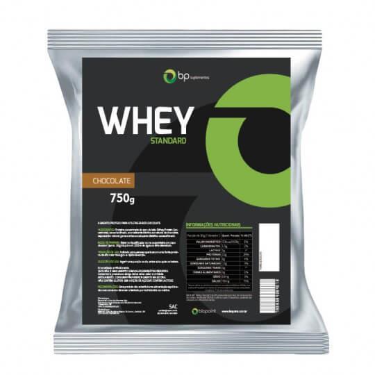 Whey Standard (750g) - BP Suplementos