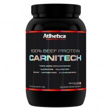 100% Beef Protein Carnitech (900g) - Atlhetica Nutrition
