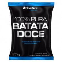 100% Pura Batata Doce (saco 1kg) - Atlhetica Nutrition