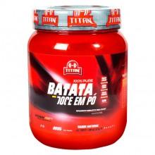 100% Pure Batata Doce em Pó (900g) - Titan