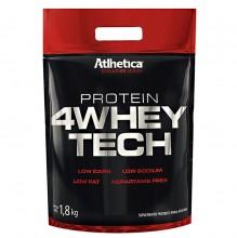 4 Whey Tech (1,8kg) - Atlhetica Nutrition
