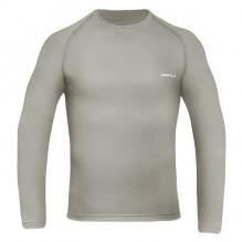 Camiseta Thermo Skin Manga Longa (Areia) - Curtlo