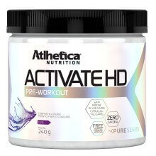 Activate HD Pre-Workout (240g) - Rodolfo Peres by Atlhetica