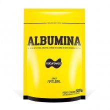 Albumina Pura (500g) - Naturovos