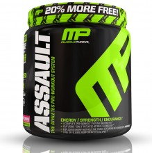 Assault (522g) - Muscle Pharm