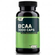 BCAA 1000 (60caps) - Optimum Nutrition
