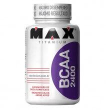 BCAA 2400 (100 caps) - Max Titanium