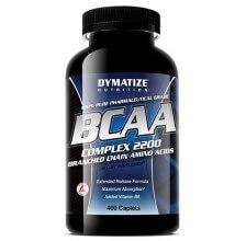 BCAA Complex 2200 (400caps) - Dymatize Nutrition