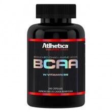BCAA c/ Vitamina B6 (240caps) - Atlhetica Nutrition