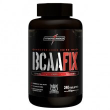 BCAA Fix Darkness (240tabs) - Integralmédica
