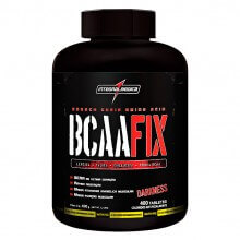 BCAA Fix Darkness (400tabs) - Integralmédica