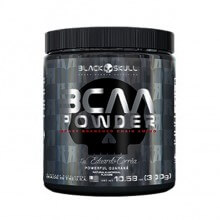BCAA Powder (300g) (By Eduardo Corr�a) - Black Skull