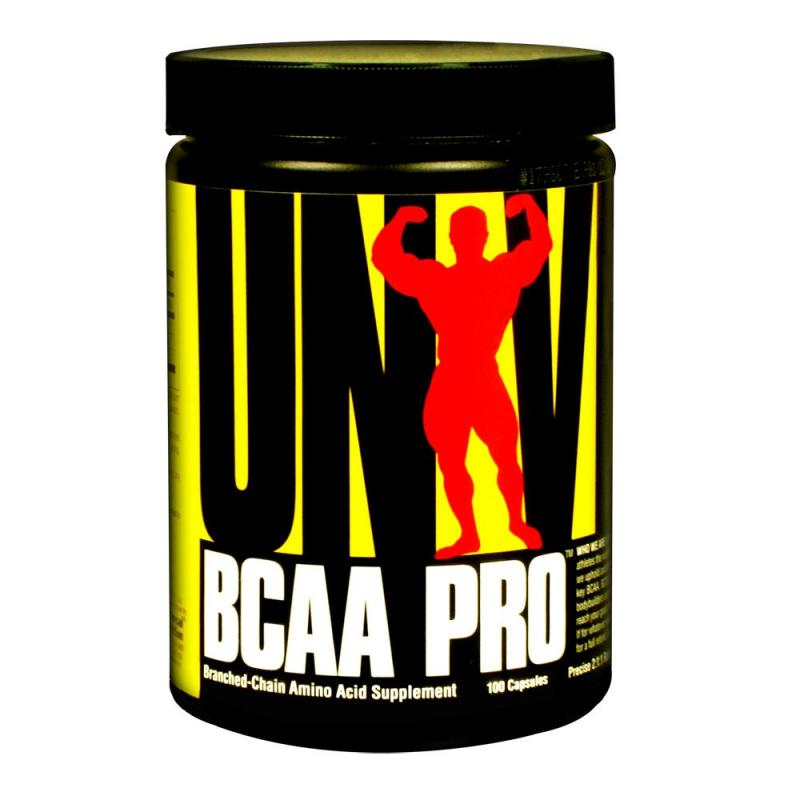 BCAA PRO (100caps) - Universal Nutrition