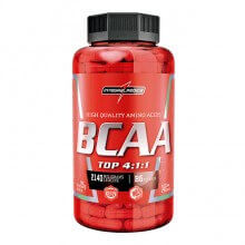 BCAA TOP 4:1:1 (240caps) - Integralmédica