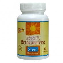 Betacaroteno (60comp) - Stem