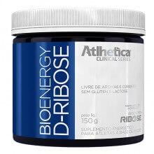 Bioenergy D-Ribose (150g) - Atlhetica Nutrition
