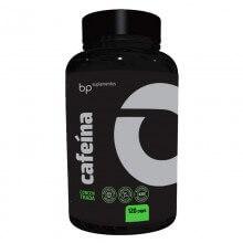 Cafeína Concentrada 420mg (120caps) - BP Suplementos
