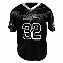 Camisa de Futebol Americano Darkness (Preta) - Integralmédica