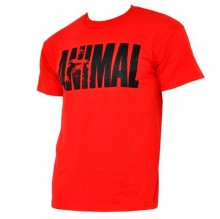 Camiseta Animal (Vermelha) - Universal Nutrition