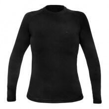 Camiseta Thermo Sense Feminina Manga Longa (Preta) - Curtlo
