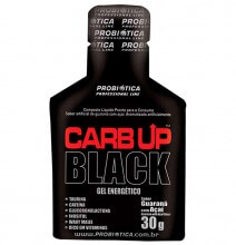 Carb Up Black (sachê 30g) - Probiótica