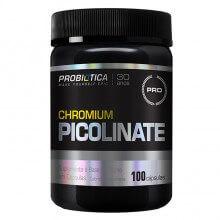 Chromium Picolinate (100 Caps) - Probiótica