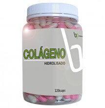 Imagem - Colágeno Hidrolisado 600mg (120caps) - BP Suplementos