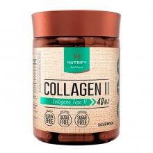 Collagen II (Colágeno tipo II) (60caps) - Nutrify Real Foods