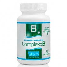 Complexo B (30comps) - Stem