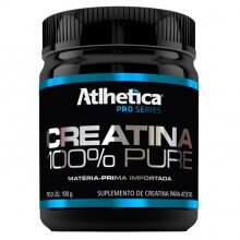 Creatina 100% Pure Pro Series (100g) - Atlhetica Nutrition