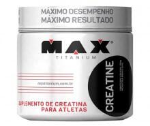 Creatine (300g) - Max Titanium
