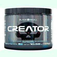 Creator Creatina (100g) - Black Skull