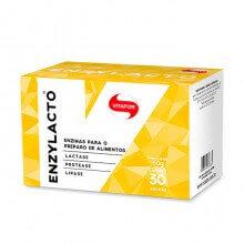 Enzylacto (Enzimas Digestivas) (30 sachês) - Vitafor