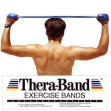 Faixa Elástica Azul (Extra Forte)(1,5m) - Thera-Band