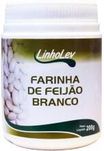 Farinha de Feijão Branco LinhoLev (200g) - Tiaraju