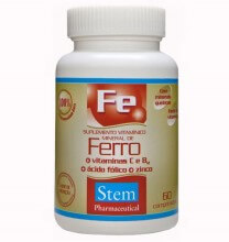 Ferro 14mg (60 comp) - Stem
