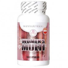 Women's Multi (Multivitamínico) (90caps) - Sunnutrition
