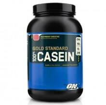 100% Casein Gold Standard (909g) - Optimum Nutrition