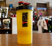 Coqueteleira Mix Boy Duas Doses (500ml) - Universal Nutrition