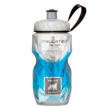 Garrafa Térmica Degradê Azul (355ml) - Polar Bottle