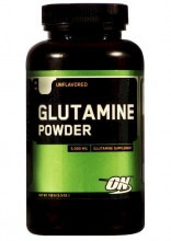Glutamine Powder (150g) - Optimum Nutrition