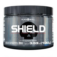 Glutamina Shield (100g) - Black Skull