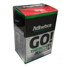 Go Energy Gel Caffeine 30g (Caixa c/ 10 Sachês) - Atlhetica Nutrition
