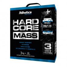 Hardcore Mass (3Kg) + Creatina (60caps) - Atlhetica Nutrition